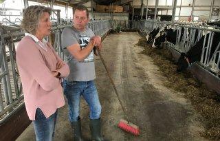 Boeren slaan terug naar gemeente Apeldoorn