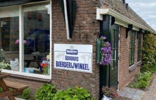 Tiende+boerderijwinkel+met+Beemsterkaas