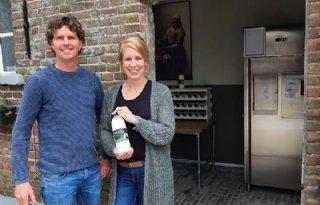 Rauwe melk tappen in Diepenveen