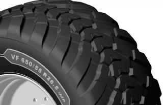 Michelin TrailXbib-band voor getrokken voertuigen