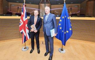 Brexitdeal EU en VK lijkt weer ver weg