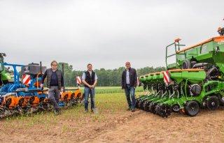 Rijgerelateerde landbouw met meer biodiversiteit