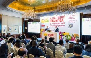 Asia Fruit Logistica ontsnapt niet aan online-editie