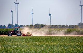 Boer spreekt liefst over 'toekomstbestendige landbouw'