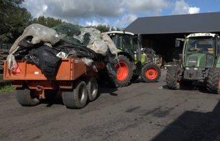 Succesvolle inzameling landbouwplastic