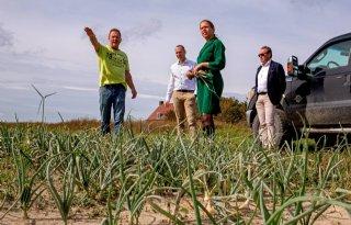 Schouten alsnog in Zeeland voor droogte-update