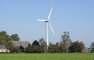 Waterschap Rijn en IJssel stapt in bouw grote windturbines