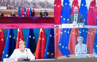 EU en China zetten nieuwe stapjes naar handelsakkoord