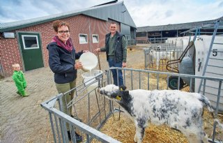 Melkveehouder Verbruggen: 'Extra koeien zonder de bank'