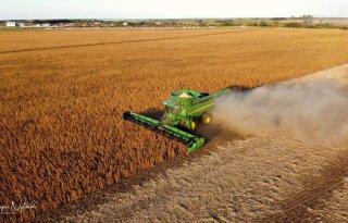 Lockdown op een agrarisch bedrijf in Argentinië