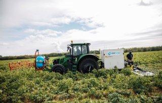 Alternatieve onkruidbestrijding van Nufarm en Crop.zone