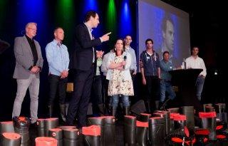 Eline Vedder (CDA): 'Avontuur begon met confrontatie met Van Dam'