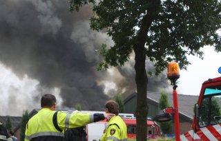 Schouten zet in op branddetectie stallen