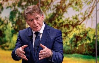 Van der Tak: 'We moeten Nederland van het slot krijgen'