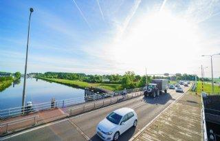 Landbouwverkeer+van+ringweg+rond+Alkmaar+geweerd