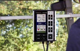 Nieuwe Bogballe Calibrator Totz geschikt voor precisielandbouw