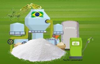 Brazilië profiteert van gunstige suikerprijs