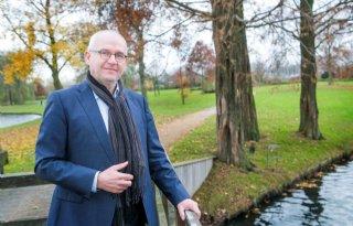 Jan Heijkoop voorzitter Natuurbeheercollectief Krimpenerwaard