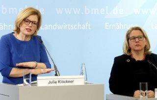 Onenigheid Duitse coalitiegenoten over 'Agrarpaket'