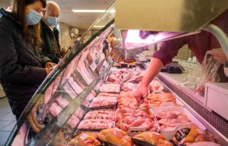 Afrikaanse varkenspest jaagt consumptie van kip aan