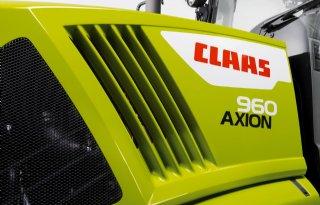 Claas Axion 960 Cemos duurzaamste trekker van 2021