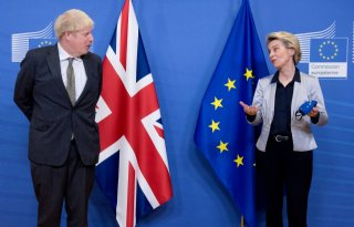 Brits-Europese 'worstenoorlog' laait weer op