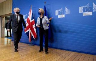 'Brexit-deal is rond, tijd om bladzijde om te slaan'