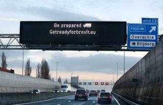 Tonnen Brits vlees 'rotten weg' in Rotterdamse haven