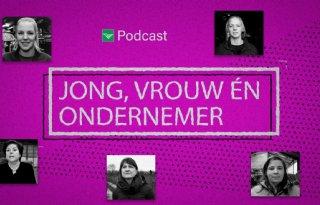 Podcast over nieuwe generatie boerinnen