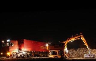 Transporteurs en monteurs uitgezonderd van avondklok