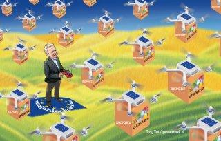 EU-landbouwcommissaris: 'Export varkensvlees en zuivel kansrijk'
