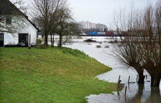 Hoogwaterperiode duurt paar dagen langer