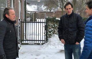 CDA%27er+Wopke+Hoekstra+op+verkiezingscampagne+in+de+polder
