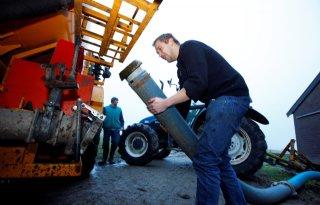 Stikstof en fosfaat opnieuw onder Europese plafonds in 2020