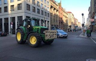 Breuk binnen Duitse activistische boerenkoepel LsV