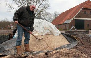 Akkerbouwer Steenhuis verbouwt zelf voer voor zijn vleesvee