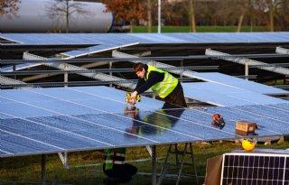 Provinciebestuur staat achter zonnepark van boeren Schiphol