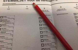 Minder steun, maar CDA en VVD wel in coalitie