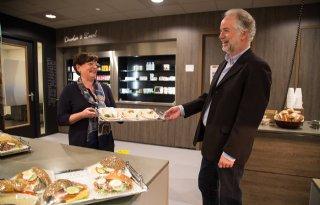 Ggz-instelling Mondriaan serveert gezond en duurzaam voedsel
