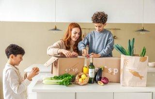 Onlinesupermarkt+Crisp+haalt+30+miljoen+euro+op