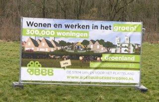 BBB pleit voor woningbouw in Oostvaardersplassen