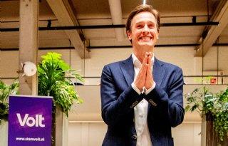 Pro-Europese agenda Volt goed voor mogelijk vier zetels