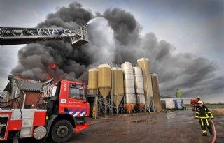 Schouten wil brandveiligheid stallen aanscherpen