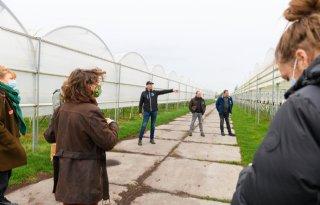 Foodlab komt met creatieve oplossingen voor teeltondersteuning