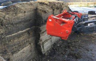 Redrock vernieuwt kuilhappers