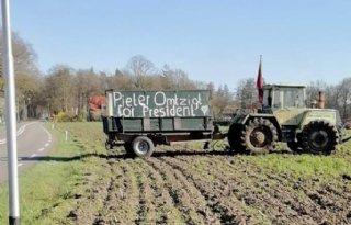 Achterhoekse boeren: Omtzigt for president