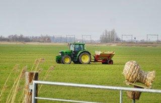 CDA: 'Boor stikstofvoorstel niet gelijk de grond in'