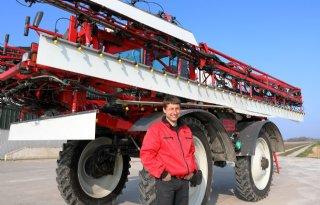 Rassenproef wintergerst gemiddeld 11 ton per hectare