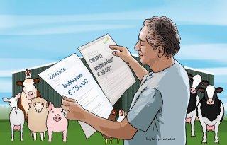 Onzekerheid troef, maar ambitie bij veehouders blijft