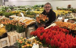 Veel oranje voor in de vaas tijdens Koningsdag